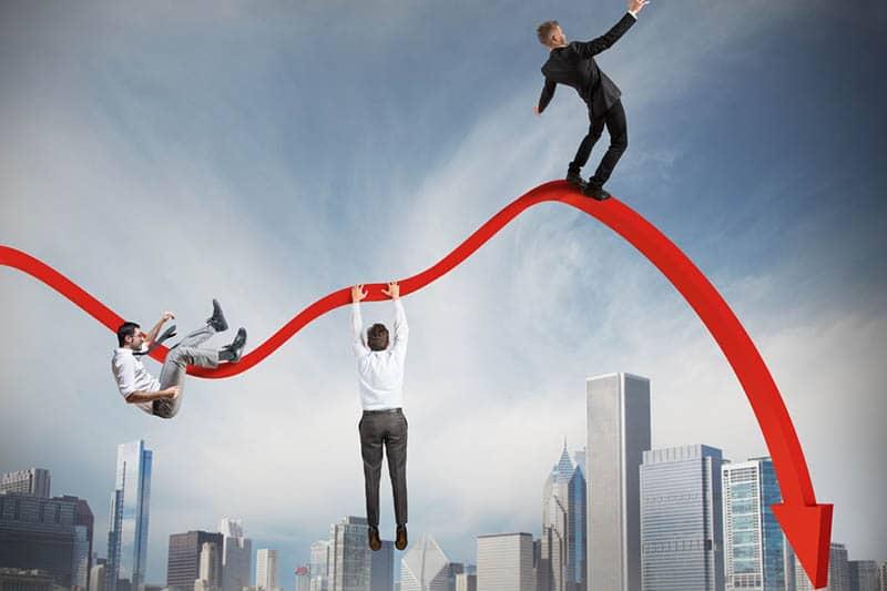 Volatilidade nos investimentos