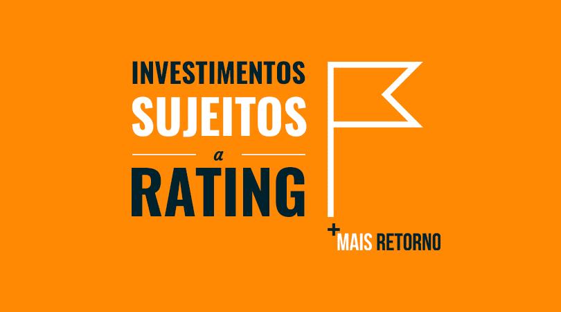 Investimentos sujeitos a rating