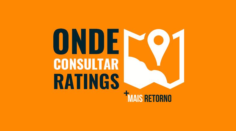 Onde consultar ratings
