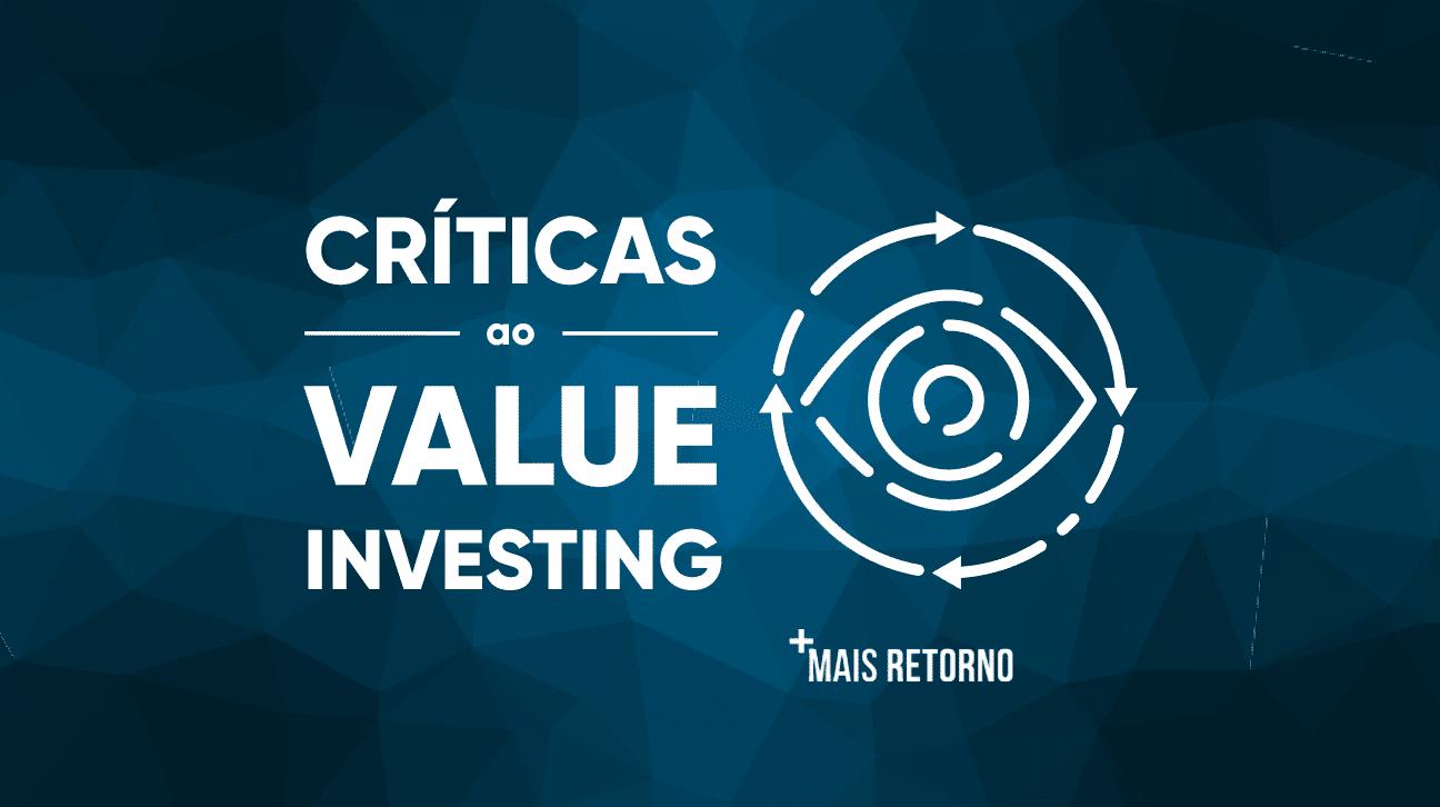 Críticas ao Value Investing