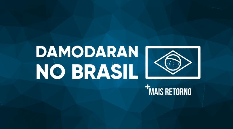 Damodaran no Brasil