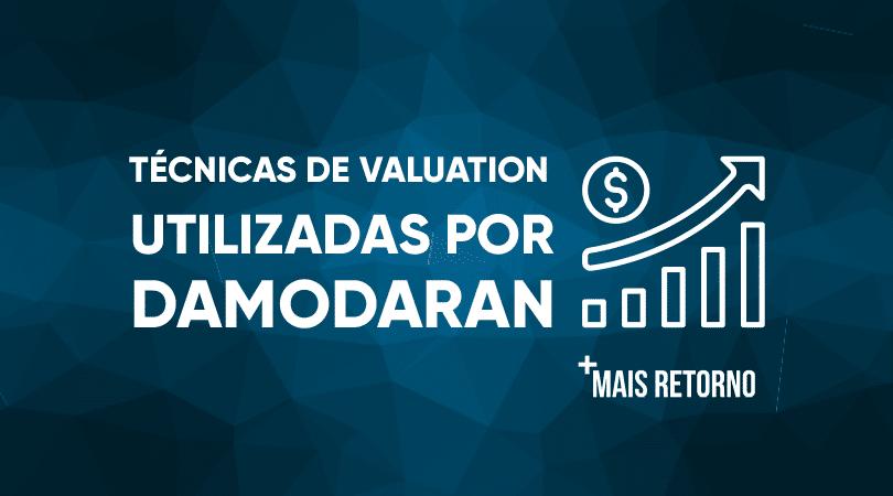 Técnicas de valuation utilizadas por Damodaran