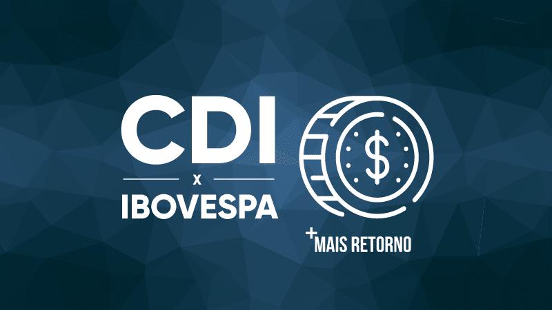 CDI x Ibovespa