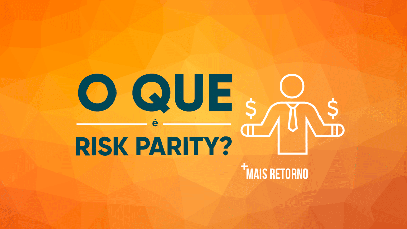 O que é Risk Parity, ilustração.
