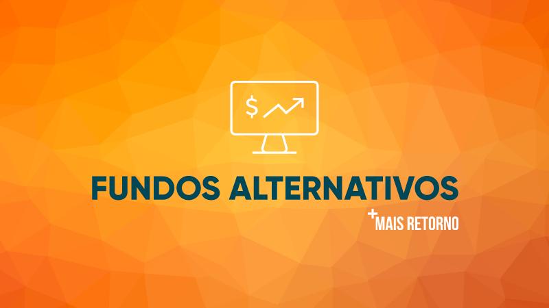 Fundos alternativos, ilustração.