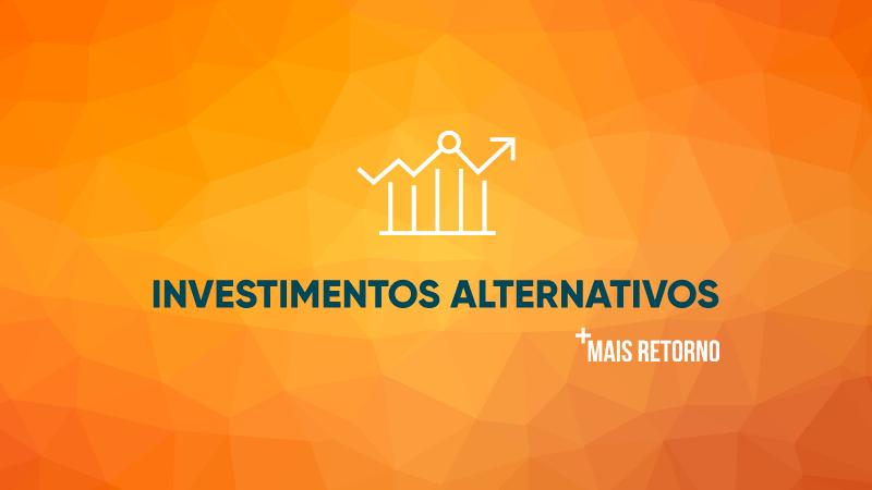 Investimentos alternativos, ilustração