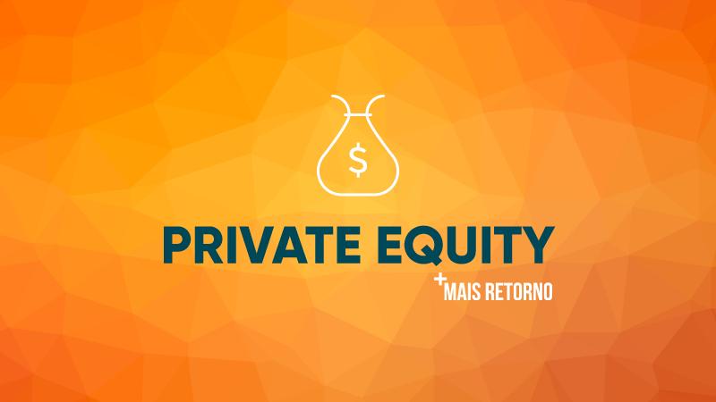 Private equity, ilustração.