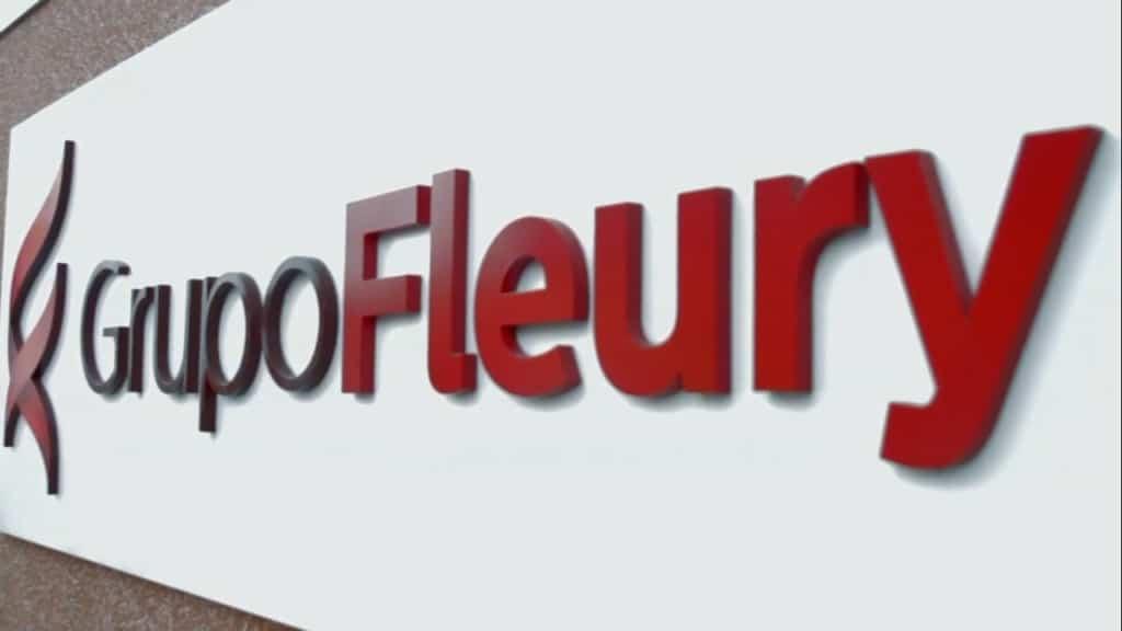 Grupo Fleury - fonte: instituição