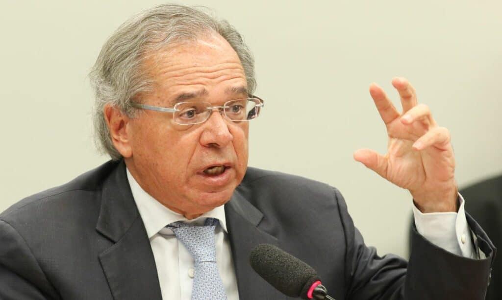 Paulo Guedes é ministro da Economia de Jair Bolsonaro