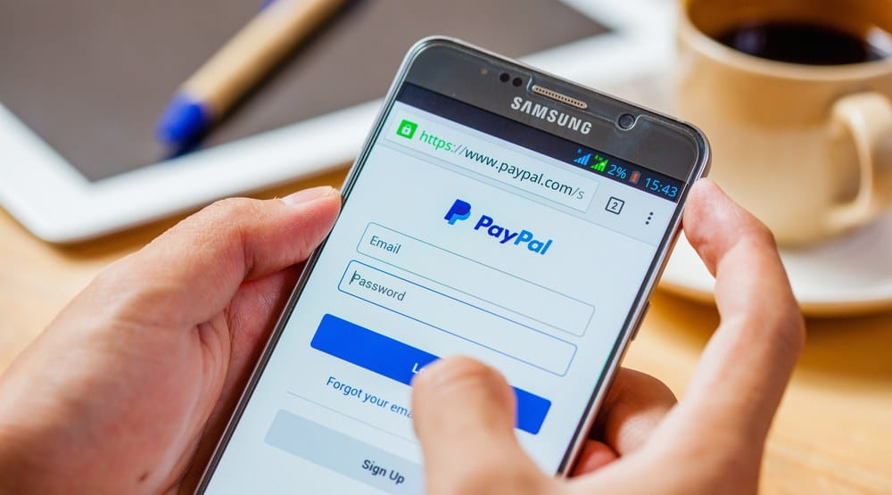 PayPal libera pagamentos de compras com criptomoedas