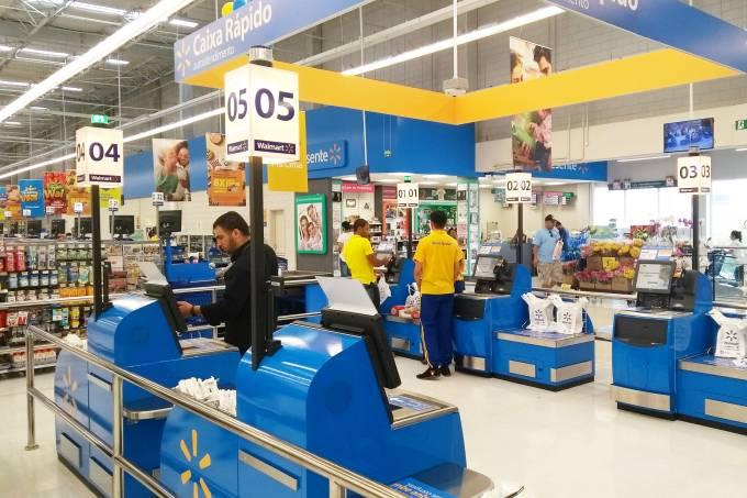 Walmart é termômetro do comércio nos Estados Unidos