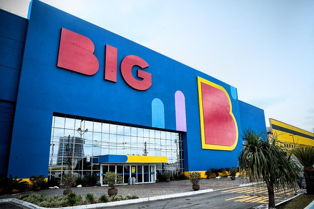 Ações do Carrefour Brasil disparam com a compra do Grupo Big