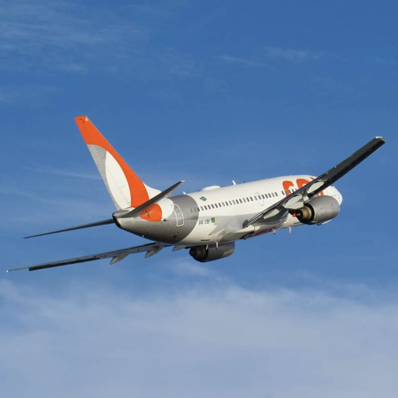 A Gol divulgou seus resultados prévios de tráfego em março, no qual registrou retração de 32% na demanda para voos (RPK) em relação a fevereiro e de 47,8% ante o mesmo mês do ano passado