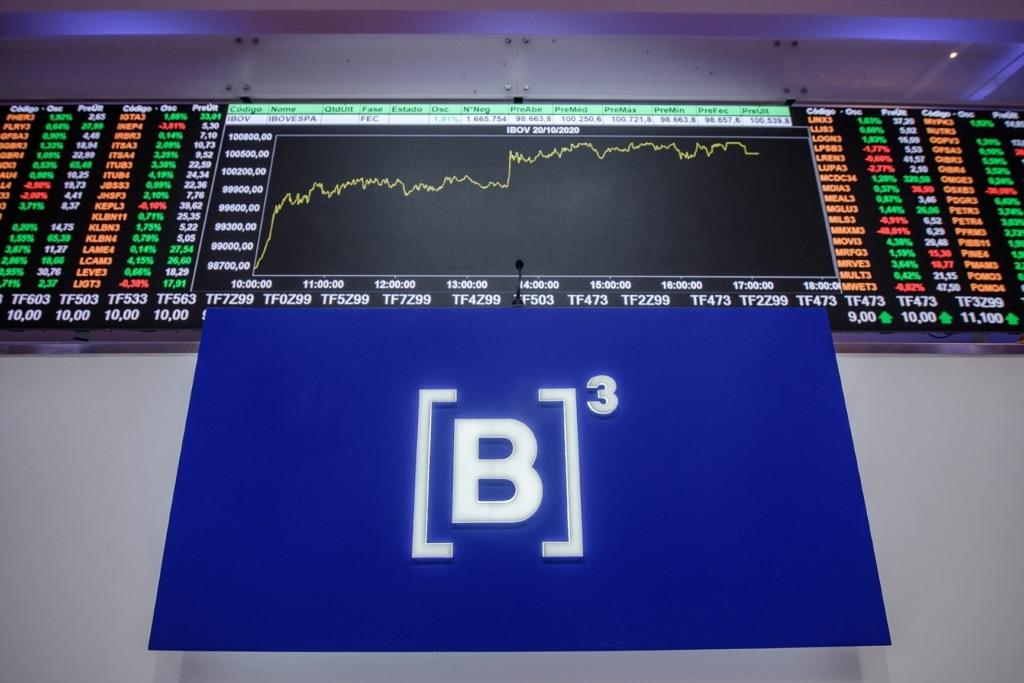 Mercado ao vivo: Bolsa opera em alta leve com investidores digerindo o Orçamento