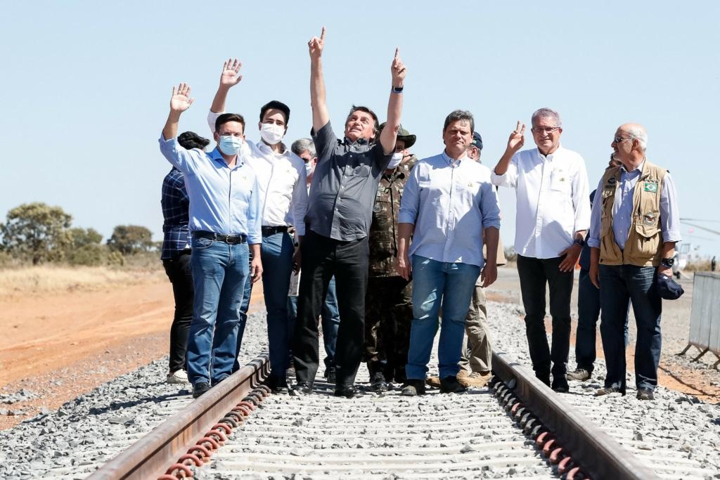 """Leilão da Fiol é """"obviamente"""" muito atrativo para os donos da carga que está no foco do projeto, o minério de ferro."""