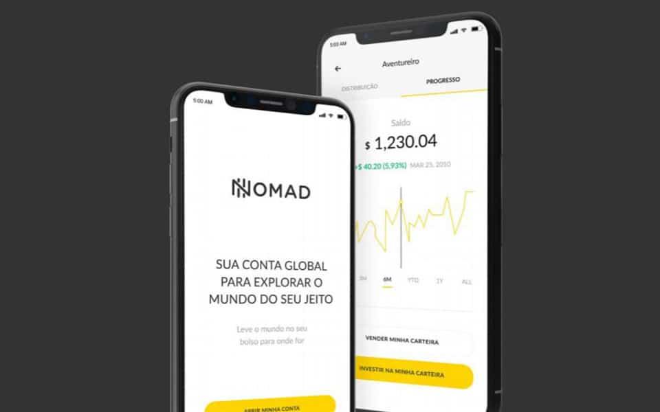Nomad oferece plataforma de investimentos internacionais a brasileiros