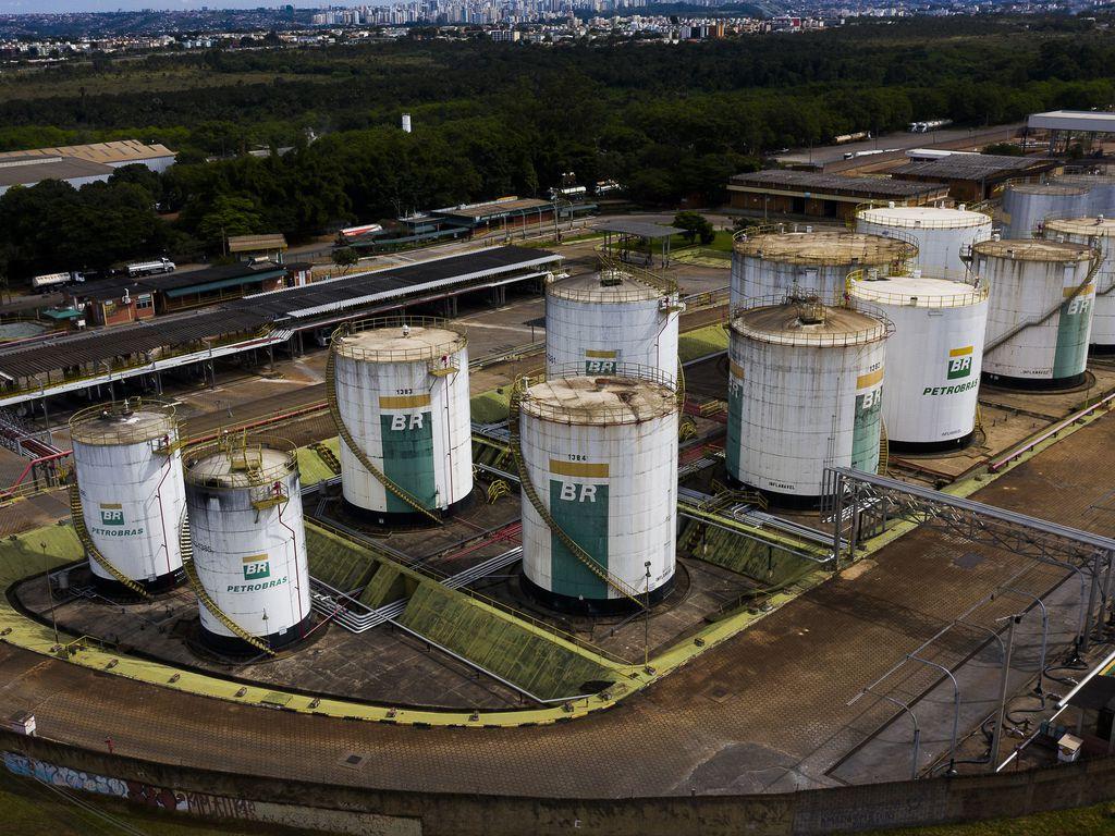 Papeis da Petrobras puxam alta da Bovespa