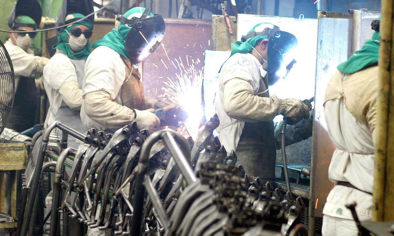 Foto: Arquivo produção industrial