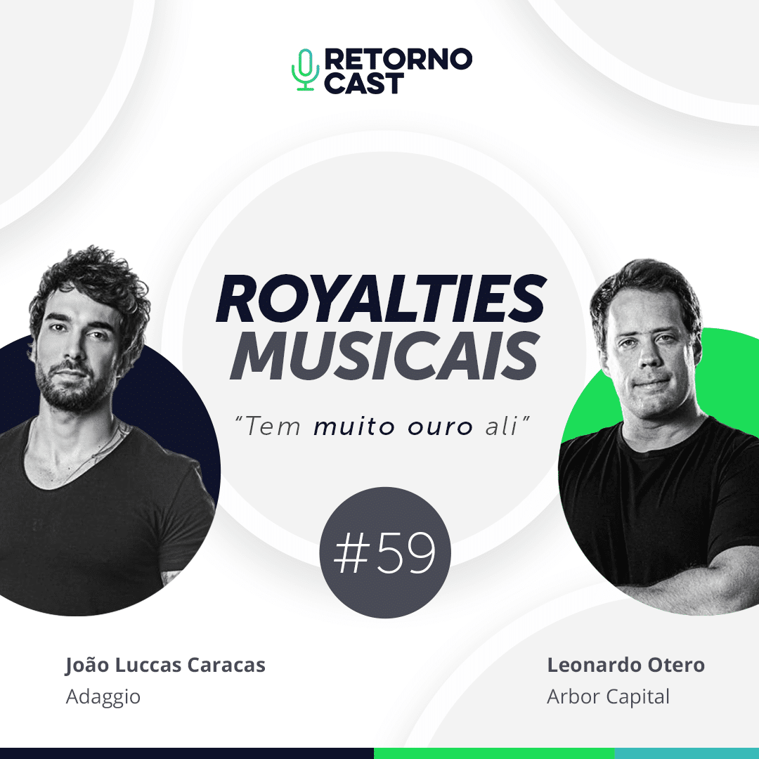 PODCAST: A reinvenção da Indústria da Música – com João Luccas Caracas e Leonardo Otero